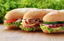 offre produit sandwichs